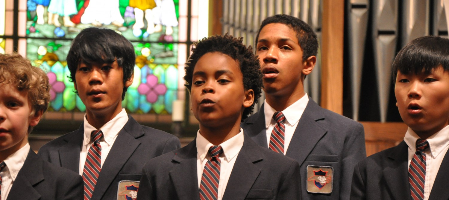 North Carolina Boys Choir